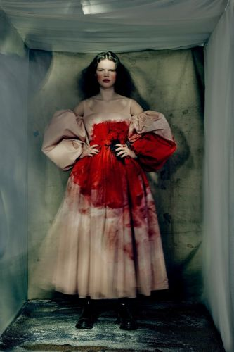 Alexander McQueen's 'healing' AW21 collection and more news you missed