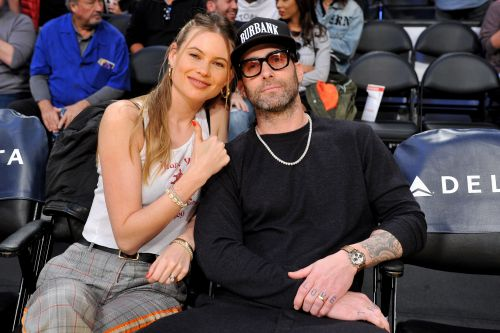 Behati Prinsloo Gushes Over Hubby Adam Levine in Touching Birthday Post: '40 Looks Damn Good on You!'