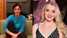 'Harry Potter' Cast Sends Evanna Lynch Love For 'Dancing With The Stars' Finale