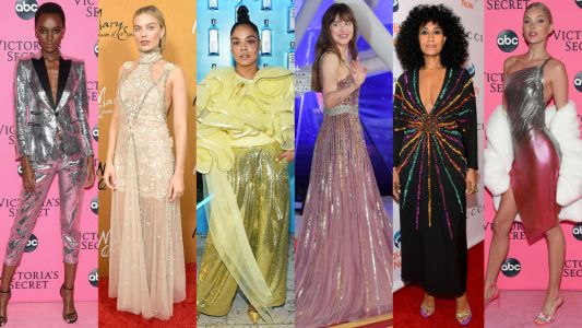 This Week's Best-Dressed Celebrities Wore Some Very Serious Sparkle