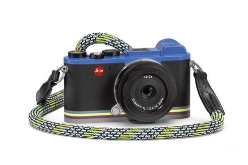 Paul Smith Joins Leica Again for a Second Collaborative Limited Edition