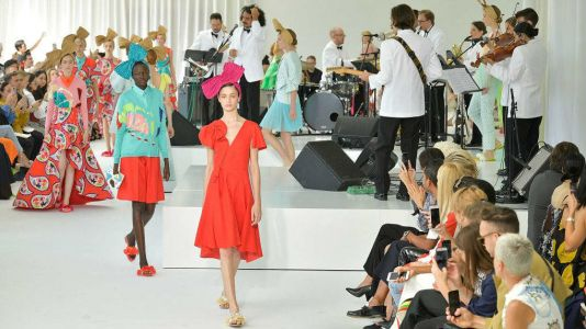 Watch the Delpozo Runway Show Live