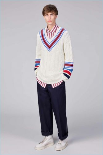 Hilfiger Edition Updates Heritage Style for Spring '18 Collection