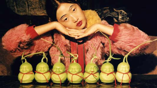 Joyce Ng is the young fashion photographer on the rise