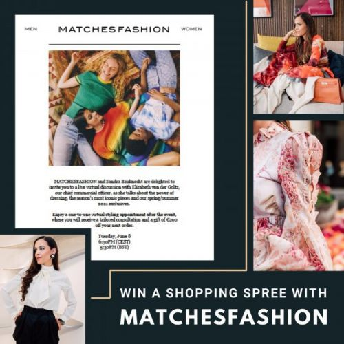Win a Shopping Spree with Matchesfashion