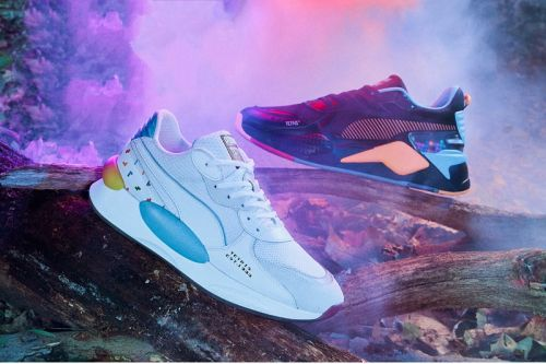 Tetris and PUMA Connect For New Collection