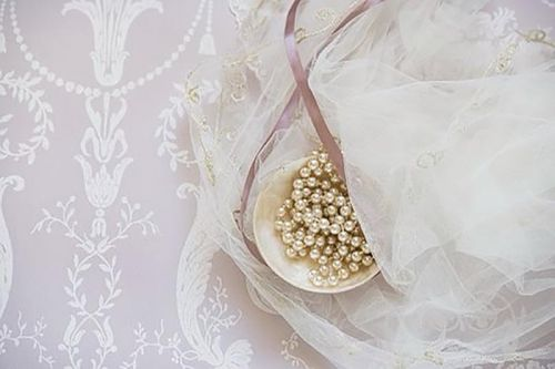 Bridal Fashion Week: How To Rock Pearls on Your Big Day