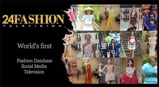 24fashion is a New Global Fashion Network and TV Channel on Amazon Fire TV and Roku TV