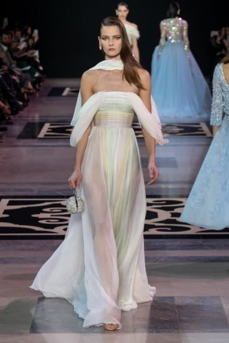 For its Spring-Summer 2019 Haute Couture collection, GEORGES