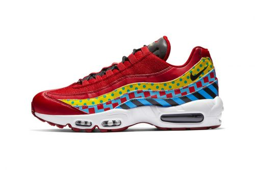 Nike Takes the Air Max 95 to the Carnival