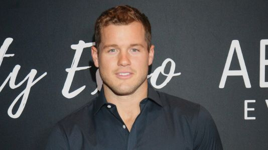 Colton Underwood Jumps Over A Fence To Escape His 'Bachelor' Duties And We're Living For It