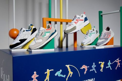 "Karhu Celebrates Olympic Heritage With Second ""All Around"" Release"