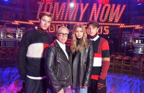 Tommy Hilfiger and Gigi Hadid are Taking Their TommyxGigi Collection to Milan