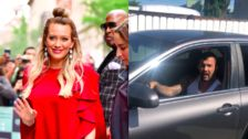 Hilary Duff Confronts Paps Who 'Stalk Me Down' In Unsettling Video