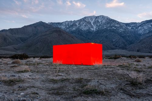 Desert X: Must-See Art Installations Across California's Coachella Valley