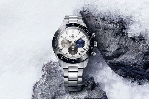 Zenith Targets Daytona Buyers With Ceramic Bezel Chronomaster Sport