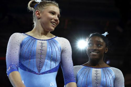 Jade Carey Is Replacing Simone Biles on Team USA at the 2021 Olympic Games in Tokyo - Meet the Gymnast