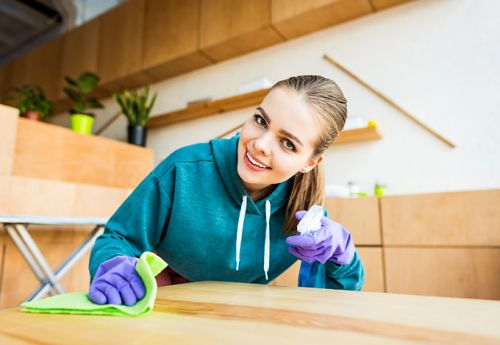 How To Effectively Spring Clean Without Losing Your Mind