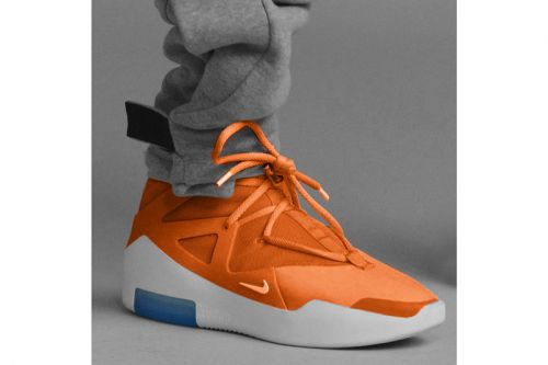 Three More Colorways of the Nike Air Fear of God 1 Are Coming SS19