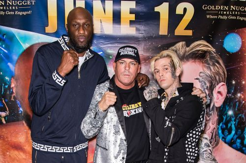 The Lamar Odom-Aaron Carter fight herald the end of civilization