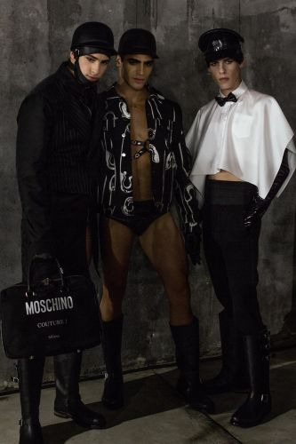 Moschino will take over Rome for its next men's show