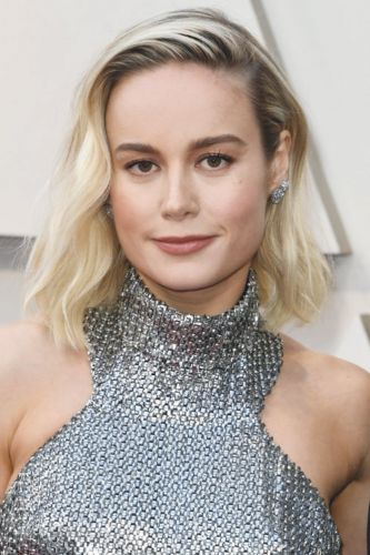 How to Recreate Lady Gaga's Soft Updo and Brie Larson's Waves