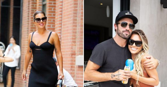 Hot Pics: Lady Gaga In Sky-High Heels, Brody Jenner And Audrina Patridge Hit A Pool Party, More