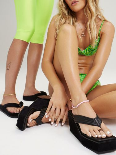 Frankies Bikinis Just Launched The Sweetest Summer-Ready Sandals