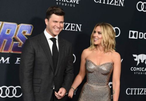 Scarlett Johansson & 'SNL's Colin Jost Are Ready to Tie The Knot!