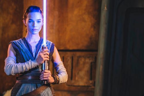 Disney hypes real-life lightsaber in time for RevengeOfTheFifth