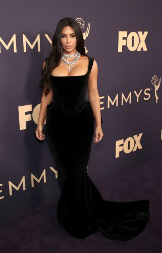 Kendall Jenner Really Wore a Turtleneck Under Her Gown at the Emmys