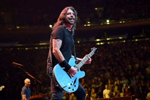 Back At The Garden: Foo Fighters at 1st MSG show since COVID
