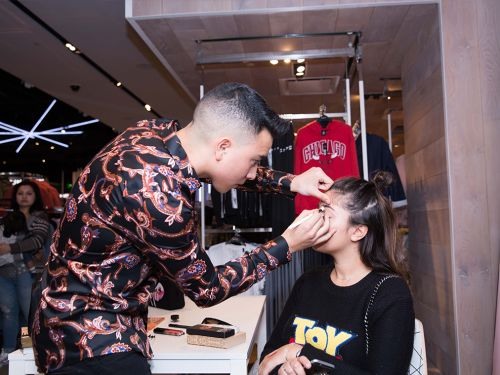 Beauty Tips From Kylie Jenner's Make-Up Artist