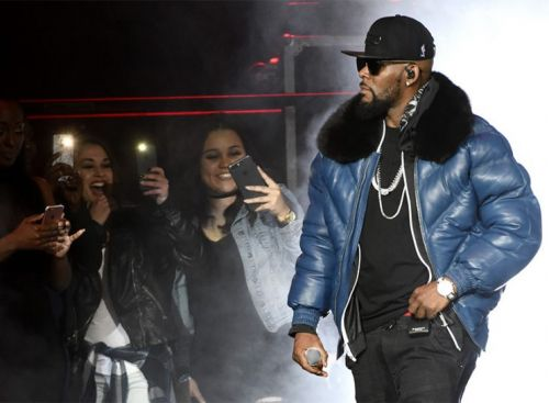 Opinion: We Should Use the Right Word for R. Kelly's Alleged Actions, and That's Trafficking