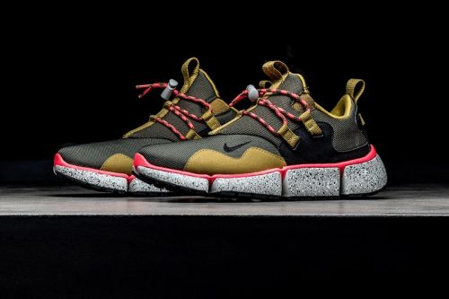 "Nike's Pocket Knife DM Gets Reworked in A ""Desert Moss"" Color Scheme"