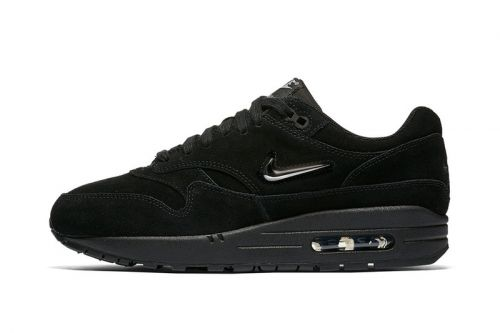 "Nike Covers the Air Max 1 SC Jewel in ""Triple Black"""
