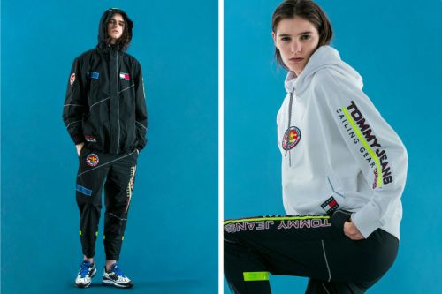 "Tommy Hilfiger & monkey time Team up on a ""Sailing Gear"" Capsule"