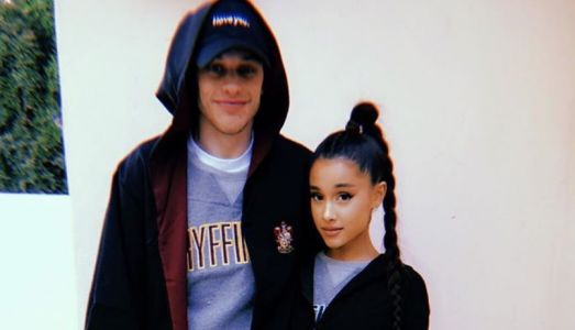 Ariana Grande and Pete Davidson's Wedding May Be Happening a Lot Sooner Than You Think