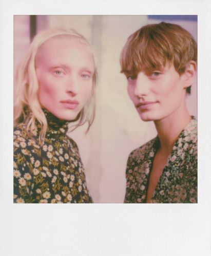 Go behind-the-scenes at MFW with make-up artist Lauren Parsons