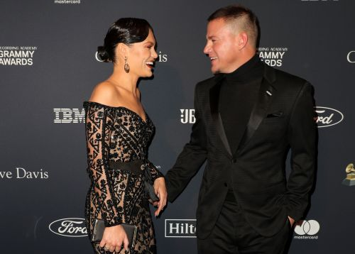Channing Tatum and Girlfriend Jessie J Are 'Head Over Heels in Love' After Getting Back Together
