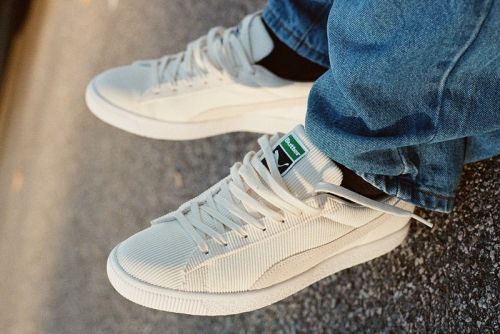 Butter Goods Reworks the PUMA Basket VTG With Full Corduroy Uppers