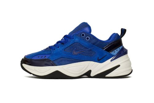 """Nike M2K Tekno Now Available in """"Racer Blue"""""""
