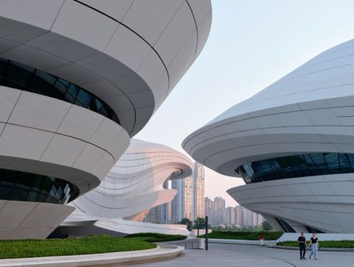 CHANGSHA MEIXIHU INTERNATIONAL CULTURE & ARTS CENTRE