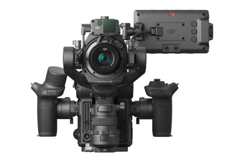 DJI's New Ronin 4D Cinema Camera Features a Built-In 4-Axis Gimbal