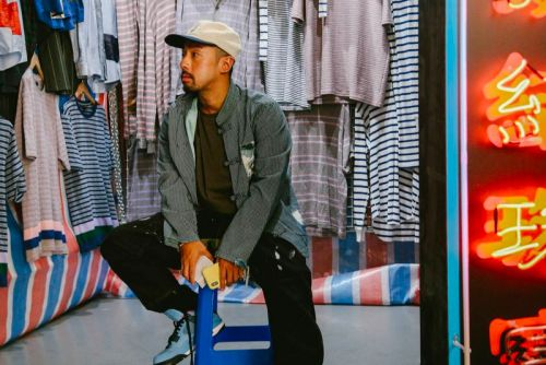 CLOT's SS19 Showcase Takes Viewers to the Market-Filled Streets of Hong Kong