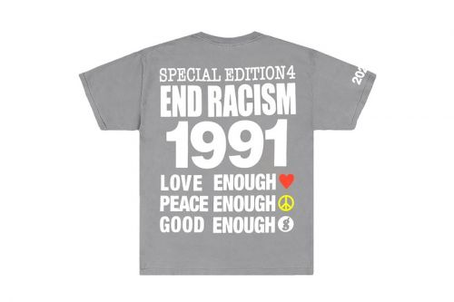 Infinite Archives and Hiroshi Fujiwara's END RACISM T-Shirt Receives New Colorway
