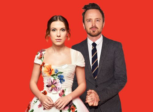 How Millie Bobby Brown Met Aaron Paul: A Deep Dive Into Their Unlikely Friendship