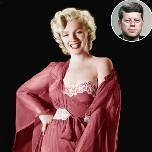 Marilyn Monroe May Have Filled Lost Diary With State Secrets After JFK Affair