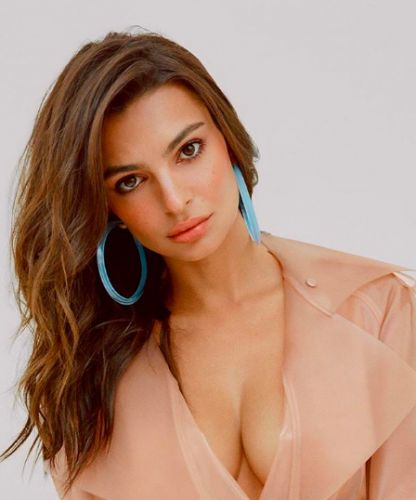 Emily Ratajkowski is the Face of Alison Lou's Newest