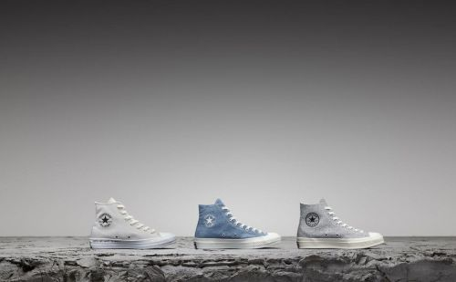 Converse to create line of Chuck Taylors made from discarded denim